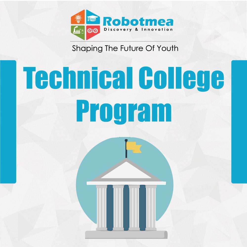 Robotmea Technical Colleges