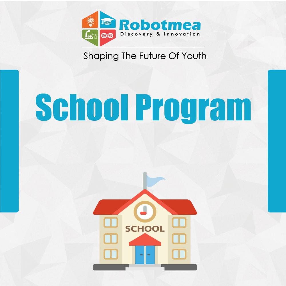 Robotmea School Program