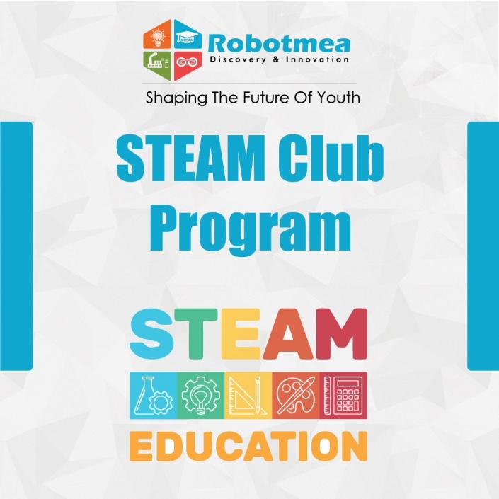 Robotmea Robotics & STEAM Club